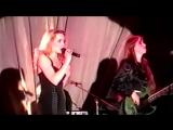 Татьяна Иванова и группа Комбинация 1995 года Live Концерт в Николаеве