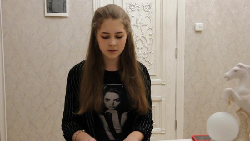 Бочарова Елизавета-Орлы или вороны (cover)