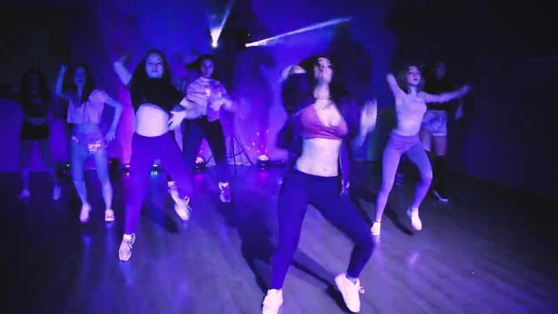Choreo By Helena Laticha ( Lethal Bizzle - Wobble )