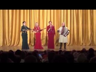 Народный ансамбль песни и танца ЕРЦАХУ Вокальная группа. Паппури на абхазские мелодии