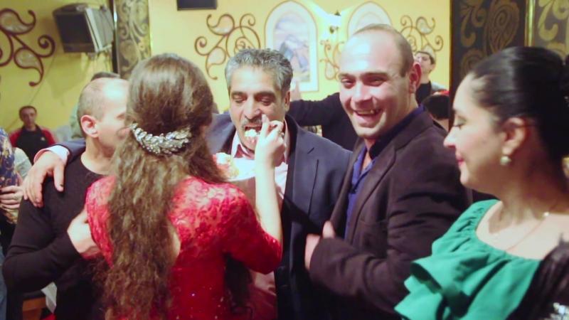Второй день свадьбы Рустама и Ангелины (2 часть)
