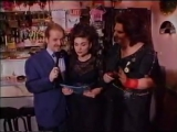 Dominika & Alexander from Army of Lovers visit an S&M Restaurant (The Big E)