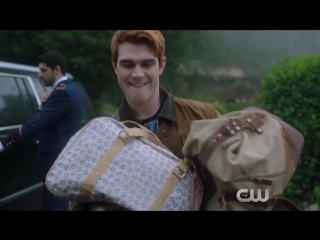 Riverdale ¦ Chapter Twenty-Seven Scene ¦ The CW