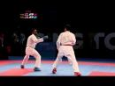 KL2017 29th SEA Games _ Karate - Mens Kumite ↓75kg PRELIMINARY _ 23_08_2017 360p
