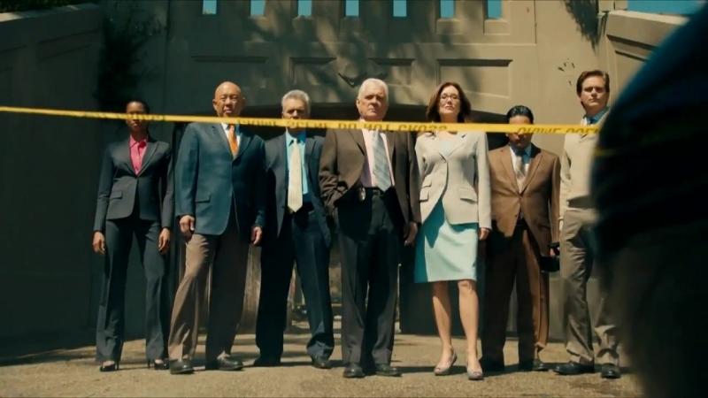 Особо тяжкие преступления _ Major Crimes _ Трейлер сезон 1 _ 2012