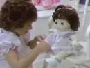 "My Child Doll Commercial 1986, MATTEL. Старая реклама куклы ""Мой Ребёнок""."