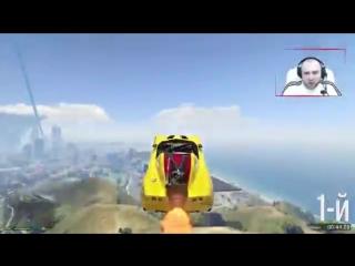 ч.31 Один день из жизни в GTA 5 Online - РАКЕТЫ!! СУМАШЕДШАЯ СКОРОСТЬ