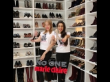 Marie Claire Shoes First с NO ONE