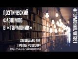 Поэтический флэшмоб в «Гармонии». Аглая Датешидзе -