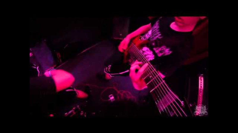 VISIONS OF DISFIGUREMENT NECROTIC CRANIAL FORNICATION MUSIC VIDEO 2015 SW EXCLUSIVE