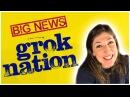 BIG NEWS FROM GROK NATION! || Mayim Bialik
