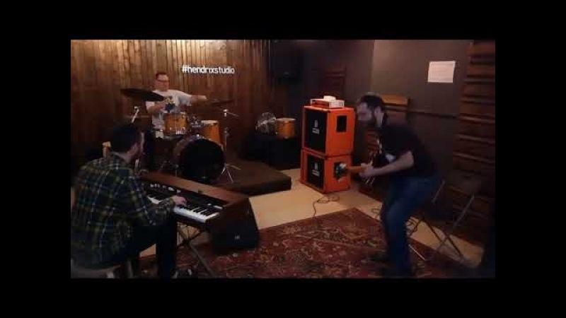Critical Mass Trio rehearsing for Musenergo Festival
