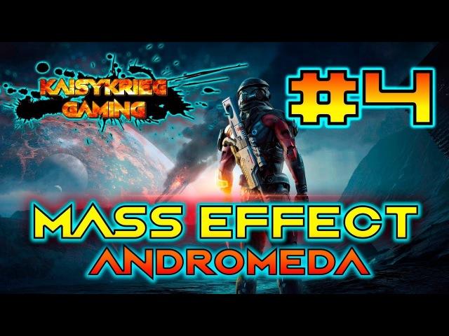 Mass Effect: Andromeda - прохождение! 4 (освоились на НЕКСУСЕ)