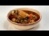 Восточный суп с индейкой Суповарение