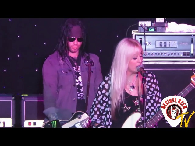 Vixen w/Ace Von Johnson - Rev It Up: Live on the Monsters of Rock Cruise 2018