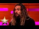 Jason Momoa Wows Hugh Grant With Some Dothraki   The Graham Norton Show