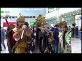 Джек Воробей, Елена Премудрая и другие в Москве стартовали выставки Игромир и...