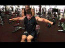 Justin Wessels Super Set for Delts Shoulders