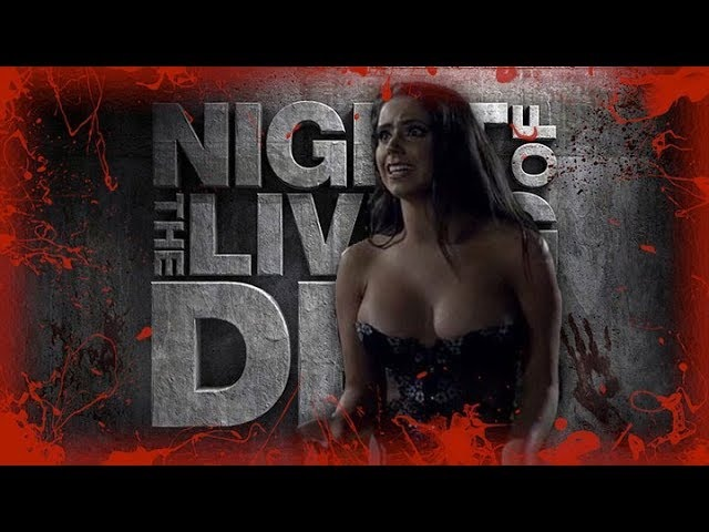 обZор 4 236 Ночь живой Дэб Night of the Living Deb 2015