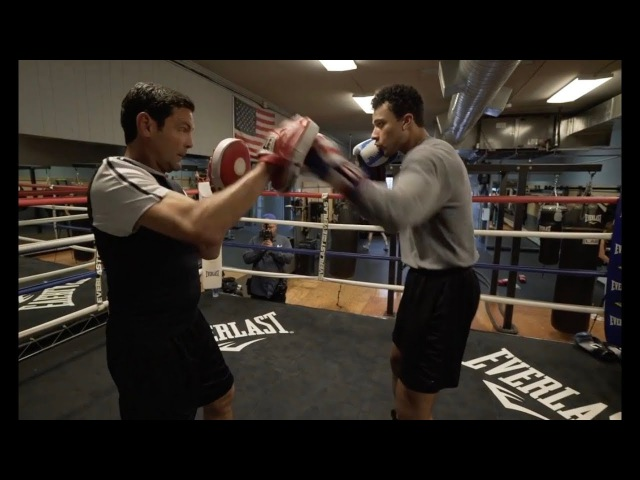 Cus D'Amato's style of boxing. Tom Patti's Demonstration