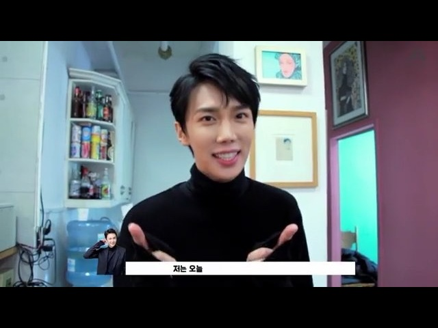 Ss501 New ✨ on Instagram video Jung Min Behind the scenes of photography session by @img asia update 19 02 18 ~ ~  فيديو جونغ مين خ