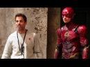 JUSTICE LEAGUE Blu-ray Clip - Flash Costume 2017 Ezra Miller Movie HD
