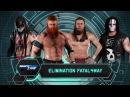 SBW SmackDown - Kolyan Styles vs Finn Balor vs Daniel Brayan vs Vampiro