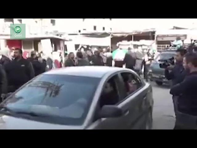 Сирия: сотни семей из провинции Дамаск вернулись в свои дома после пяти лет скитаний