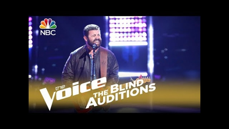 The Voice 2018 Blind Audition Pryor Baird I Don't Need No Doctor