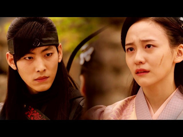 Moo Suk Bi Yeon - You Saw Me Mourning My Love For You And Touched My Hand.