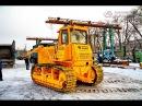 Отгрузка бульдозера Б10 PROFFI производства «Росальянс» в г. Ковдор