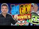'Teen Titans GO! To the Movies' TRAILER Reaction Emoji Movie 2?!