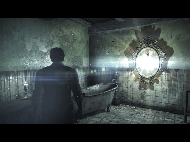 The Evil Within [PC] FOV and Widescreen FIX
