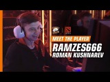 MEET THE PLAYER | RAMZES666 on his favorite VP match, Solos leadership and life after Dota