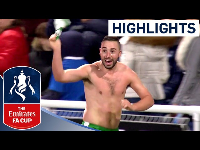 Player Manager Scores to See Off Big Spending Billericay Highlights The Emirates FA Cup 2017 18