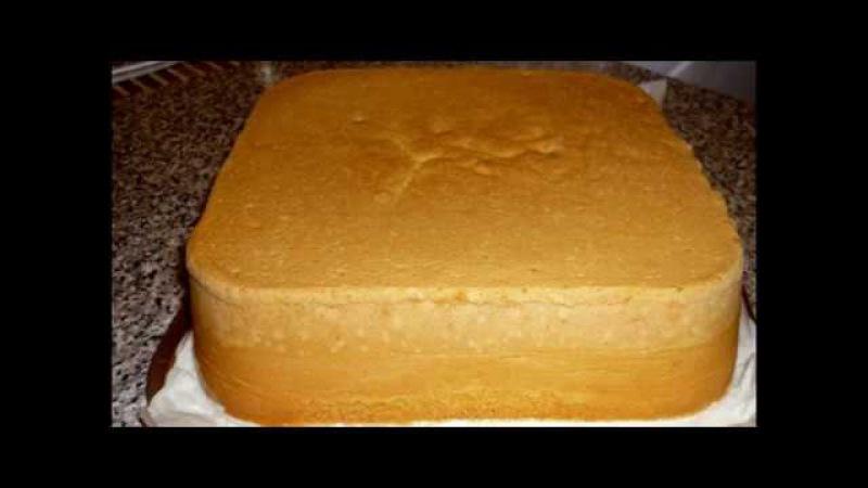 Ну, О Очень вкусный -Пышный Бисквит.EDILKA. Домашняя кухня - рецепты на каждый день.