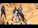 Draymond Green And DeMarcus Cousins Going At It
