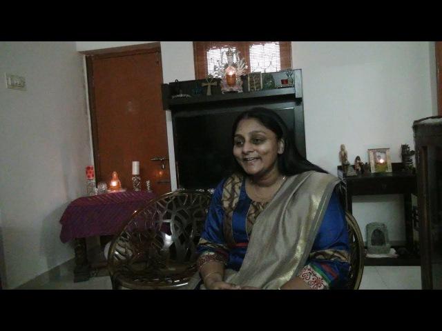 В гостях у индийской ясновидящей. Сэранья. Послание с Плеяд. Часть 1. Мария Карпинская в Индии.