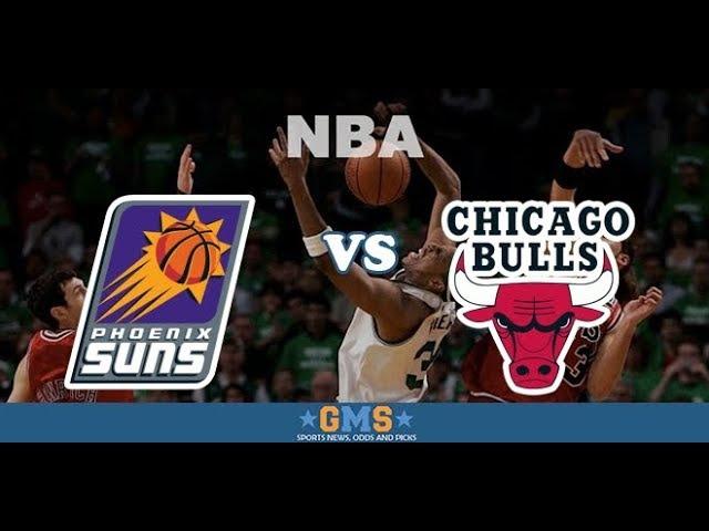 Обзор НБА Финикс Санз – Чикаго Буллз 20.11.17