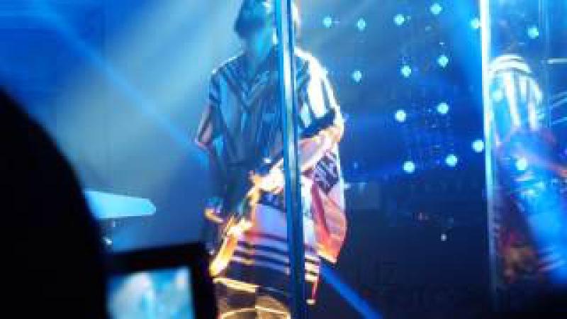 Tom Kaulitz - Kings Of Suburbia - Guitar Solo | Live @ Kulturkirche Altona, Hamburg 24/03/2015