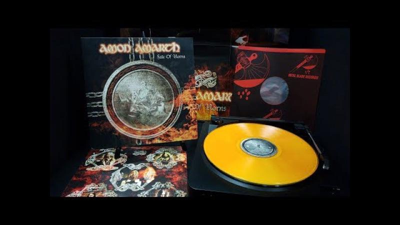 Amon Amarth Fate of Norns LP Stream