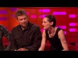 Gorillaz We Got The Power + interview (Damon Albarn + Jehnny Beth)