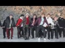 Озвучка by Cara Linne Съёмки клипа BTS Not Today BTS 방탄소년단 'Not Today' MV Shooting