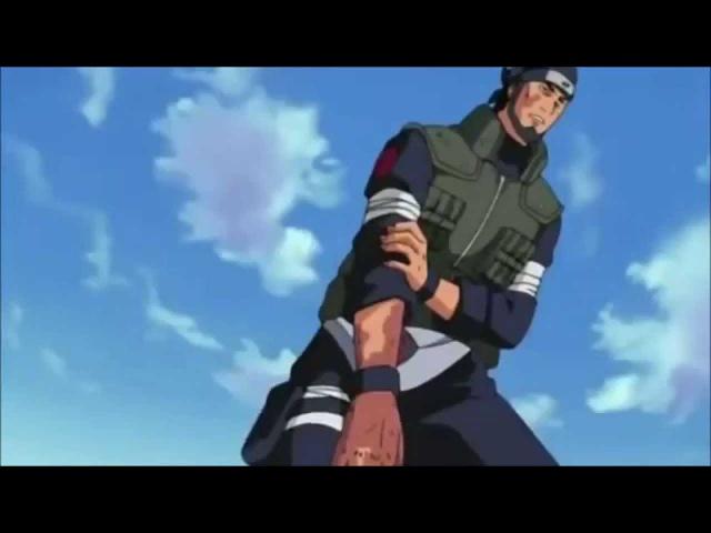 Naruto AMV Asuma Sarutobi Numb