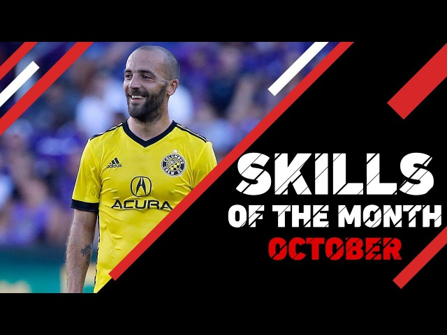 Watch out for those dummies, flicks, and 'megs | Skills of the Month