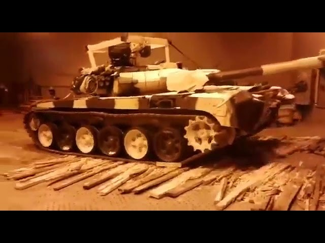 Iraqi Army Got Their First Batch Of T-90S From Russia
