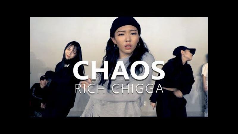 Rich Chigga - Chaos Choreography . LIGI