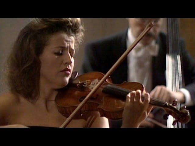 Anne-Sophie Mutter - Vivaldis The Four Seasons (HQ) | آنه سوفی موتر - چهار فصل ویوالدی