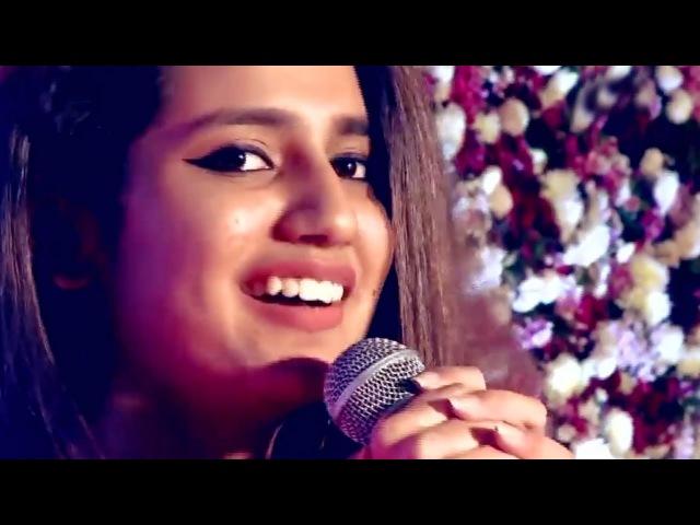 💞New Promotional Song Priya Varrier Cute Expression💘New Oru Addar Love Song Promo💞इसे देखना मत👄
