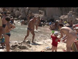2011 09 10 Journée naturiste militante plage de port pin partie 4 de 4